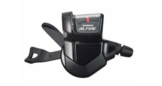 Shimano Alfine SL-S700 Schakelhendel 11-voudig zwart
